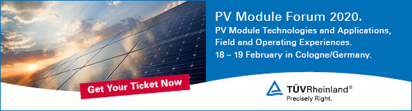 PV Modül Forum 2020